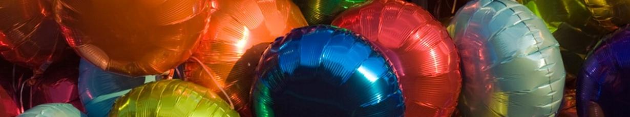 Фольгированные шары фигуры с гелием