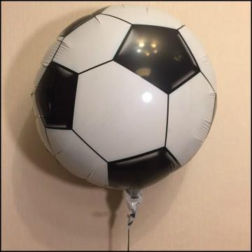 Круг футбольный мяч 46см.