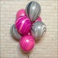 мраморные шары 35см